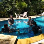 Contact Scuba Diving Course Pool Session