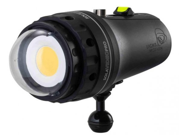 Light and Motion SOLA Video Pro 15000 FC